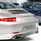 Porsche 911 Carrera Royalty Free Stock Photos