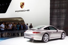 Porsche 911 Carrera Royalty Free Stock Photo