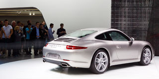 Porsche 911 Carrera Stock Photography
