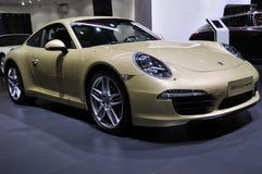 Porsche 911 Carrera Royalty Free Stock Photos