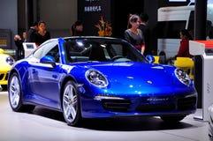 Porsche 911 Carrera 4 sportwagen Stock Fotografie
