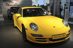 Porsche 911 Carrera 4S Stock Photos