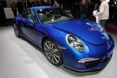 Porsche 911 Carrera 4S royaltyfri foto