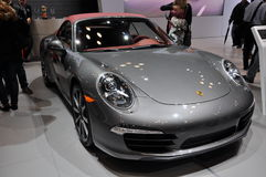Porsche 911 Carrera S Stock Photos