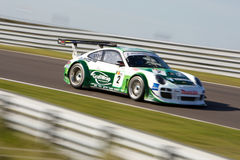 Porsche 911 GT3 R Royalty Free Stock Photography