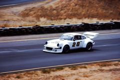 Porsche 911 Racecar Royalty Free Stock Photos