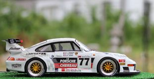 Porsche 911 RC Car Royalty Free Stock Photography