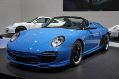 PORSCHE 911 Speedster Immagine Stock