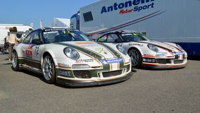 Porsche 911 Supercup Royalty Free Stock Photography