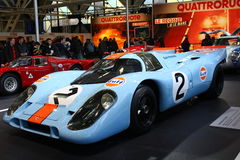 Porsche 917K Royalty Free Stock Photography