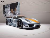 Porsche 918 RSR Lizenzfreies Stockbild