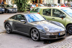 Porsche 911 991 Arkivfoton