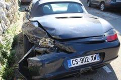 Porsche-Abbruch Lizenzfreie Stockfotografie