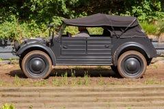 Porsche-Art 62 KÃ-¼ belwagen an Militracks-Ereignis Lizenzfreies Stockfoto