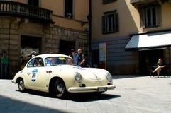 Porsche 356 bei Mille Miglia 2016 Stockfoto