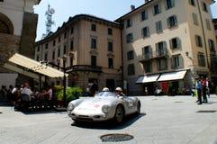 Porsche 550 bei Mille Miglia 2016 Stockfoto