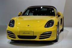 Porsche bil royaltyfria foton