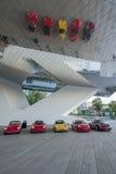 Porsche 911 bilar Arkivbilder