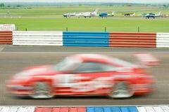 Porsche blur Stock Images