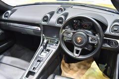 Porsche 718 Boxster Royalty-vrije Stock Foto