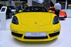Porsche 718 Boxster Stock Foto