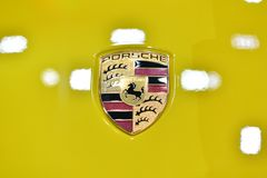 Porsche 718 Boxster Stock Fotografie