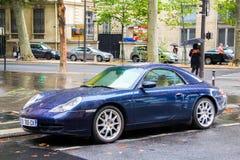 Porsche 986 Boxster Royalty-vrije Stock Foto's