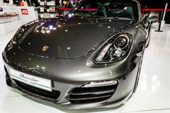 Porsche Boxster. Royalty Free Stock Images