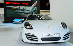 Porsche Boxster. Stock Photo
