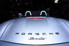 Porsche Boxster stock photography