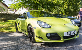 Porsche Boxster Royalty Free Stock Images
