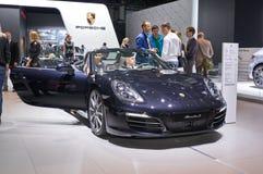 Porsche Boxster S Stock Afbeeldingen