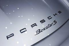 Porsche Boxster S Stock Image