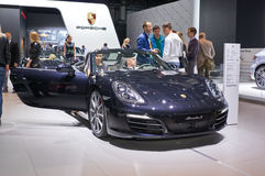 Porsche Boxster S Stock Images
