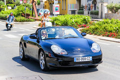 Porsche 986 Boxster Royalty Free Stock Photos