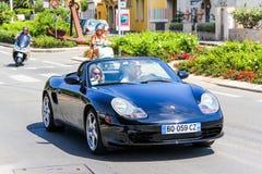 Porsche 986 Boxster Royalty Free Stock Photos
