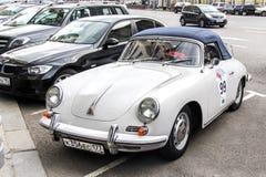 Porsche 356C Royalty Free Stock Image