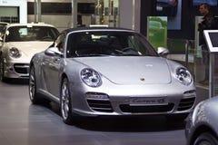 Porsche Carrera 4s Immagini Stock