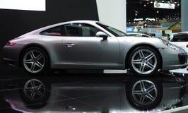 Porsche 911 Carrera Stock Afbeelding