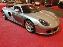 2005 Porsche Carrera, Barrett Jackson Salon Car. 2005 Porsche Carrera GT, 2019 Barrett Jackson Showcase Car, Scottsdale Arizona Auction stock photos