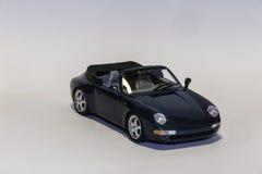 Porsche 911 Carrera cabriolet Arkivbilder