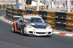 Porsche Carrera Cup Asia - Qualifying A Stock Photos