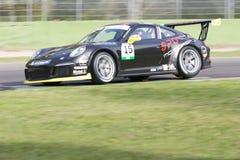 Porsche Carrera Cup Italia car racing Royalty Free Stock Images