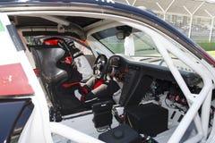 Porsche Carrera Cup Italia car racing Royalty Free Stock Photos