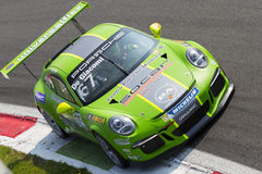PORSCHE CARRERA CUP ITALIA Royalty Free Stock Photography