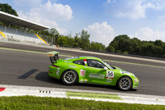 PORSCHE CARRERA CUP ITALIA Stock Photo