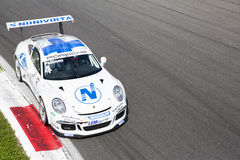 PORSCHE CARRERA CUP ITALIA Royalty Free Stock Images