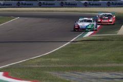 Porsche Carrera filiżanki Italia samochodowy ścigać się Zdjęcia Royalty Free
