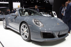 Porsche 911 Carrera Royalty Free Stock Images