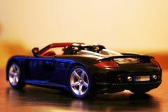 Porsche Carrera GT bieżnego samochodu wzorcowy 1:24 Obraz Stock